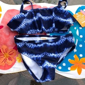 Gymboree girls swimsuit size 4t NWT Tie Dye!!